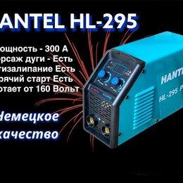 Сварочные аппараты - Сварочный аппарат  300 ампер Hantel, 0