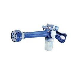 Моющие средства - Распылитель на шланг с емкостью для шампуня Ez Jet Water Cannon, 0