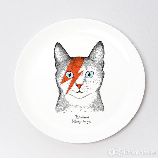 Тарелка 'Боуи' по цене 1250₽ - Посуда, фото 0