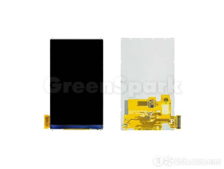 Дисплей для Samsung G318H по цене 490₽ - Дисплеи и тачскрины, фото 0