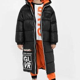 Куртки и пуховики - Куртка с капюшоном зима Gulliver 134 по 164, 0