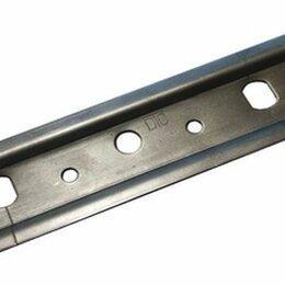 Расходные материалы - Шина крепежная L=2000мм, оцинковка 1мм х 44мм (широкая), 0