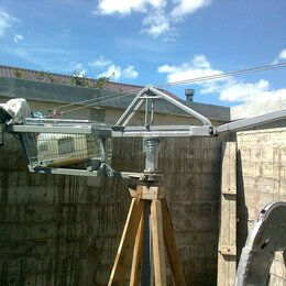 Грузоподъемное оборудование - Кран для строительства частного дома, 0