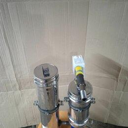 Грили, мангалы, коптильни - Дымогенератор для холодного и горячено копчения. , 0