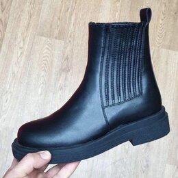 Ботинки - Ботинки новые р-р 39, 0