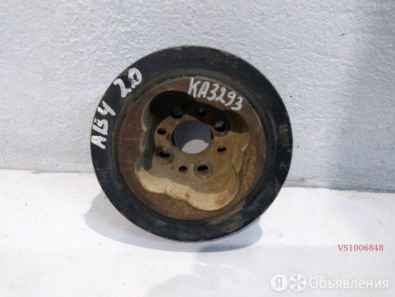 Шкив коленвала 2.0 VAG AUDI A80 B4 050105243A по цене 1650₽ - Двигатель и топливная система , фото 0
