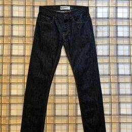 Джинсы - 44 размер средний рост Topman темно-синие джинсы, 0