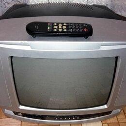 "Телевизоры - Телевизор 14"" Daewoo KR14D4Z цветной ЭЛТ, 0"