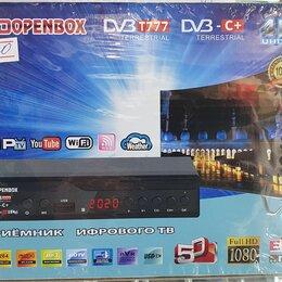 ТВ-приставки и медиаплееры - Цифровая приставка openbox , 0