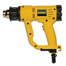 Строительные фены - Пистолет горячего воздуха (фен) D26411-KS, 1800 Вт DeWALT, 0