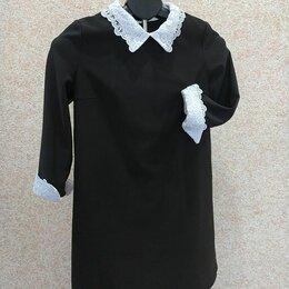 Комплекты и форма - Школьное платье чёрное, р-р 38-40, 0