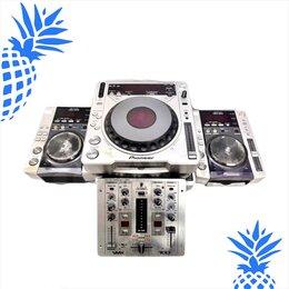 CD-проигрыватели - DJ CD-проигрыватель Pioneer DJ CDJ-800 MK2 (2шт), 0