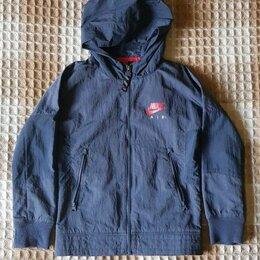 Куртки и пуховики - Ветровка детская Nike, размер 122-128см (6-7 лет), 0