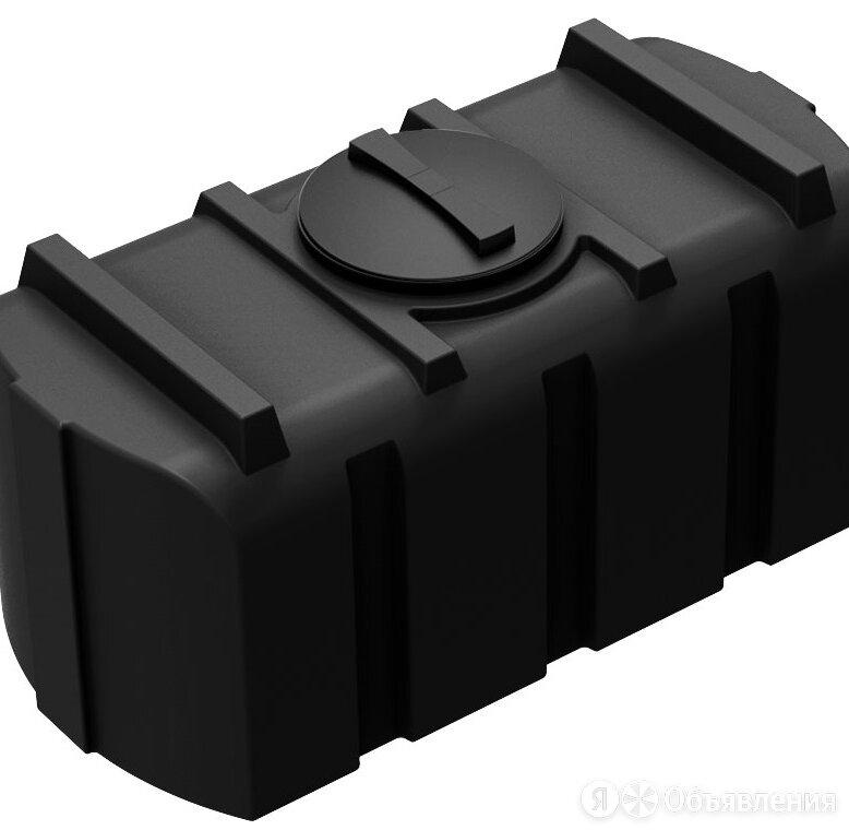 Бак для воды пластиковый R-300 (Черный) по цене 6300₽ - Баки, фото 0