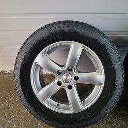 Шины, диски и комплектующие - Зимние колеса на дисках R16, 0