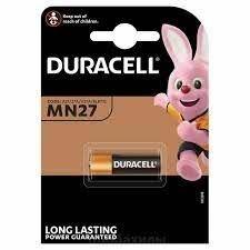 Батарейки - Батарейка DuraceII MN27 (27A) 12V  алкалиновая, 0