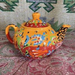 Заварочные чайники - Чайник керамика 15 см Турция, 0