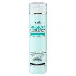 Маски и сыворотки - Сыворотка для сухих и поврежденных волос Miracle Soothing Serum, 250 гр, 0