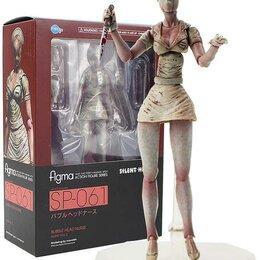 Статуэтки и фигурки - Фигурка: 18 см Figma Медсестра из серии Silent Hill 2 Коллекционная, 0