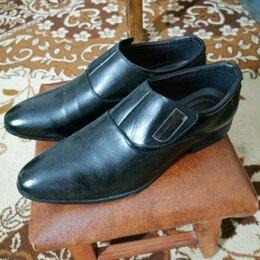 Туфли - Туфли натуральный кожа  43 размер новые, 0