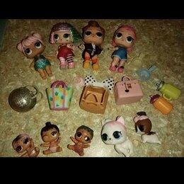 Куклы и пупсы - Оригинал куклы лол 1500, 0