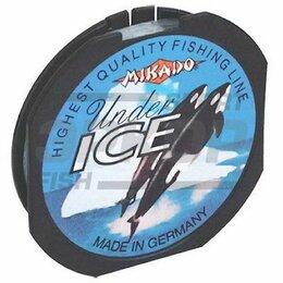 Леска и шнуры - Леска Mikado Under Ice 25 м 1/10 (х7), 0