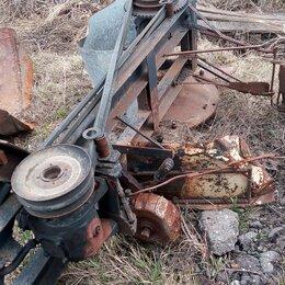 Спецтехника и навесное оборудование - Косилка роторная на мини трактор, 0
