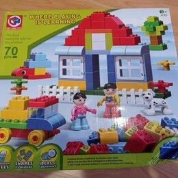 Конструкторы - Конструктор Kids home toys +Lego duplo, 0