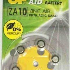 Батарейки - Элемент питания Ray-O-Vac ZA10 1/6, 0