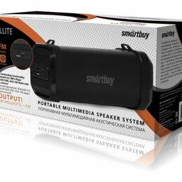 Акустические системы - Портативная колонки Smartbuy® SATELLITE, 4Вт, Bluetooth, Bass Boost, MP3, FM, че, 0