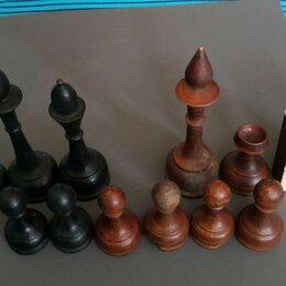 Настольные игры - Старинные шахматные фигуры ссср, 0