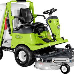 Мини-тракторы - Садовый райдер Grillo FD 450, 0