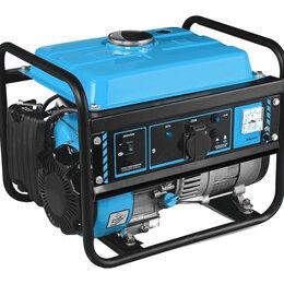 Электрогенераторы и станции - Генератор бензиновый Deutech 1.1 кВт, 0
