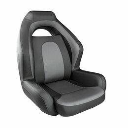 Компьютерные кресла - Кресло OZARK мягкое, черный/темно-серый, 0