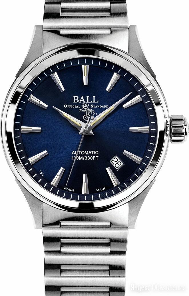 Наручные часы BALL NM2098C-S3J-BE по цене 103900₽ - Наручные часы, фото 0
