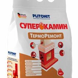 Облицовочный камень - Плитонит СуперКамин ТермоРемонт 4кг, 0