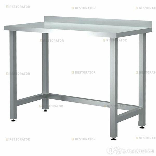Cryspi Стол производственный Cryspi СРПН Э1 ОБ 700х500х850 по цене 8120₽ - Мебель для учреждений, фото 0