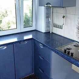 Мебель для кухни - Подоконник-столешница из искусственного камня, 0