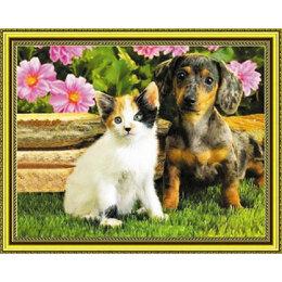 Настольные игры - Щенок с котенком Артикул : HWA 2937, 0