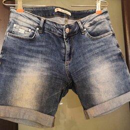 Шорты - Шорты джинсовые , 0