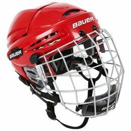 Спортивная защита - Шлем хоккейный игрока Bauer 5100 c маской (х2), 0