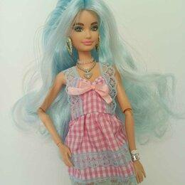 Аксессуары для кукол -  Сарафан для Барби., 0