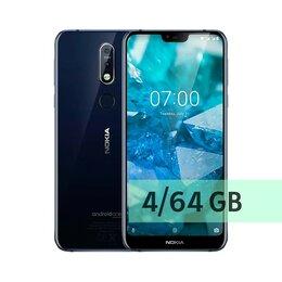 Мобильные телефоны - Nokia 7.1 Dual SIM 4/64Gb, 0