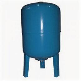 Кровля и водосток - Unipump Гидроаккумулятор 150 л (верт) с манометром, сталь 500х1080мм UNIPUMP, 0