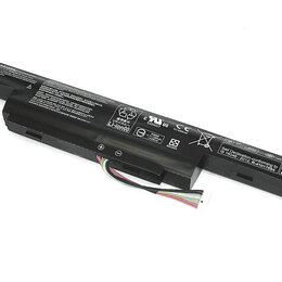 Блоки питания - Аккумулятор Acer AS16B5J E5-575 F5-573G P259-M F5-771G 10.95V 5600mAh , 0