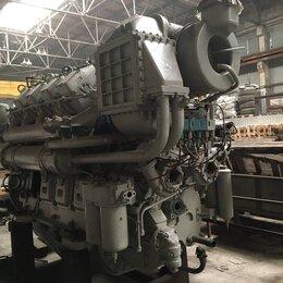 Для железнодорожного транспорта - Дизель 7-6Д49 после кап. ремонта с чугунным валом, гарантия., 0