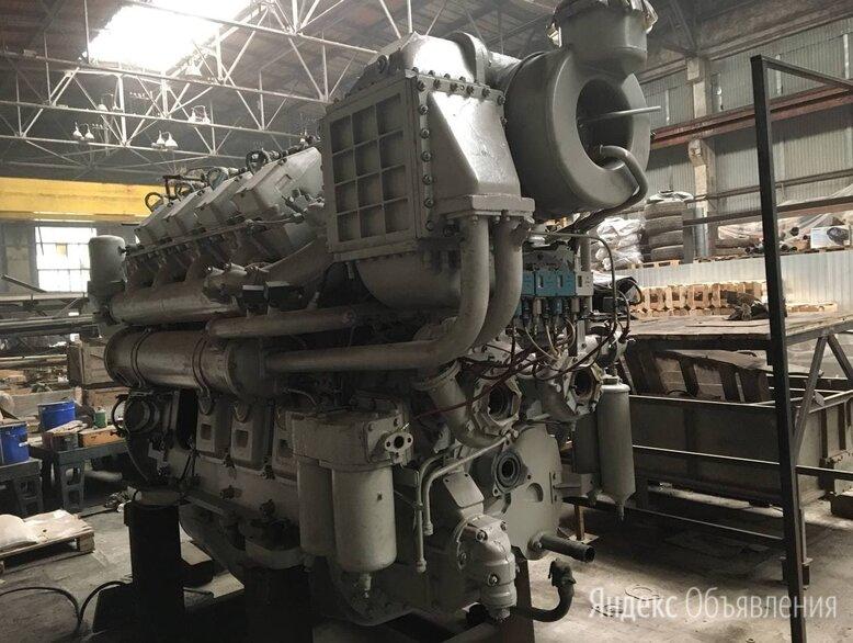 Дизель 7-6Д49 после кап. ремонта с чугунным валом, гарантия. по цене 7600000₽ - Для железнодорожного транспорта, фото 0