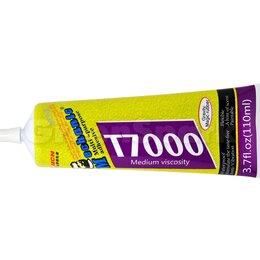 Прочие запасные части - Клей/герметик для проклейки тачскринов MECHANIC T7000 (110 мл) (черный), 0