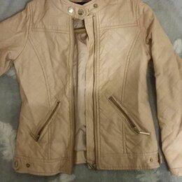 Куртки и пуховики - Куртка детская для девочек, 0