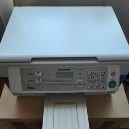 Сканеры - Мфу panasonic kx-mb2000 картридж, 0